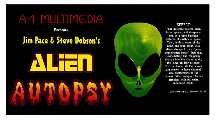 >Alien Autopsy trick
