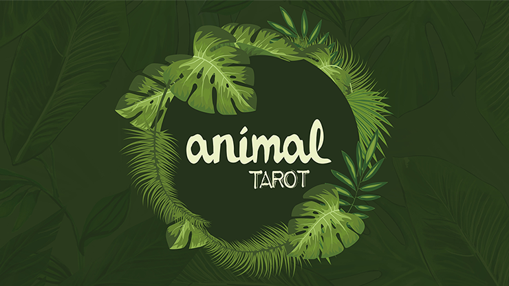 Animal Tarot (Gimmicks and Online Instructions)  by The Other Br