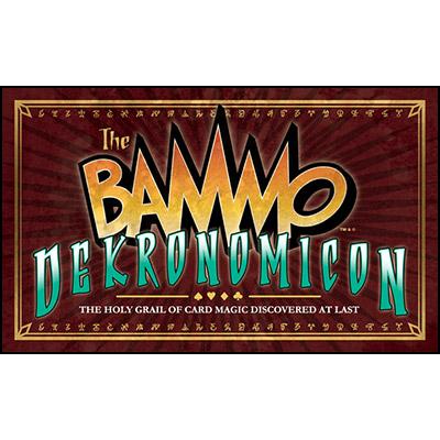 >Bammo Dekronomicon by Bob Farmer - Trick