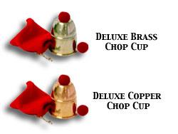 >Chop Cup- Bazar Magic (Copper) by Bazar de Magia - Trick