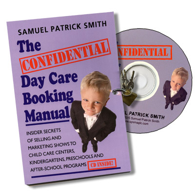 Confidential Day Care Booking Manual w/CD by Samuel Patrick Smit