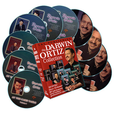 >Darwin Ortiz Collection (10 DVD set) - DVD