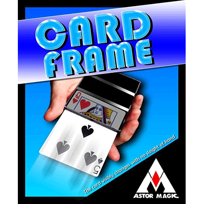 Card Frame by Astor - Trick